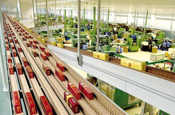 研强科技工业平板电脑在烟草机械中稳定运行