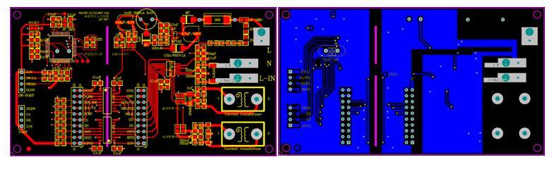 HLW8112-DEMO板使用说明书