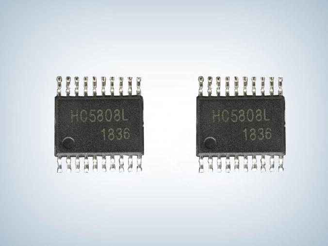 高性能HC5808L 10W无线充SoC方案
