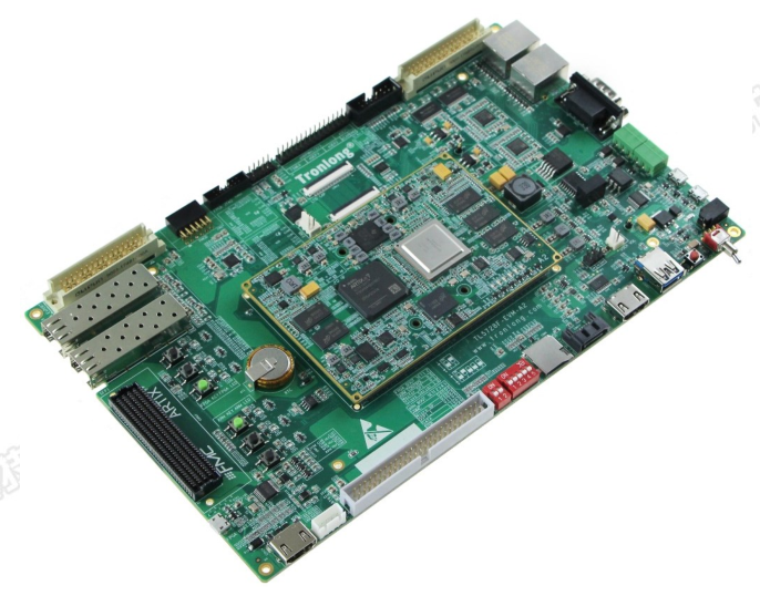 基于AM5728的DSP+ARM+FPGA架构的开发平台