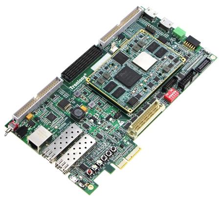 创龙基于C66x平台DSP与FPGA通信测试