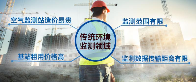 分享一种无线数据采集、环境监控、气体监测、温湿度远程监控,化工环保监控方案