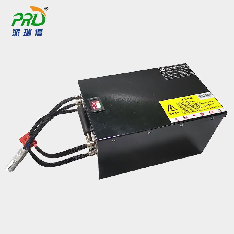 AGV电池的管理系统