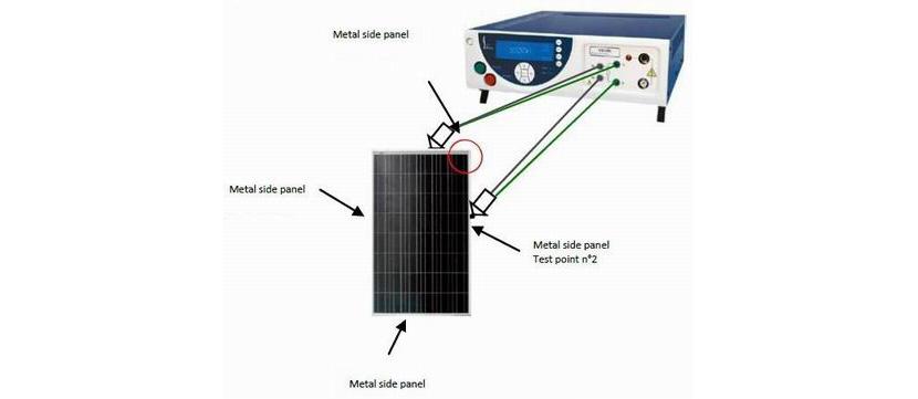 太阳能(光伏)组件安全规范测试仪