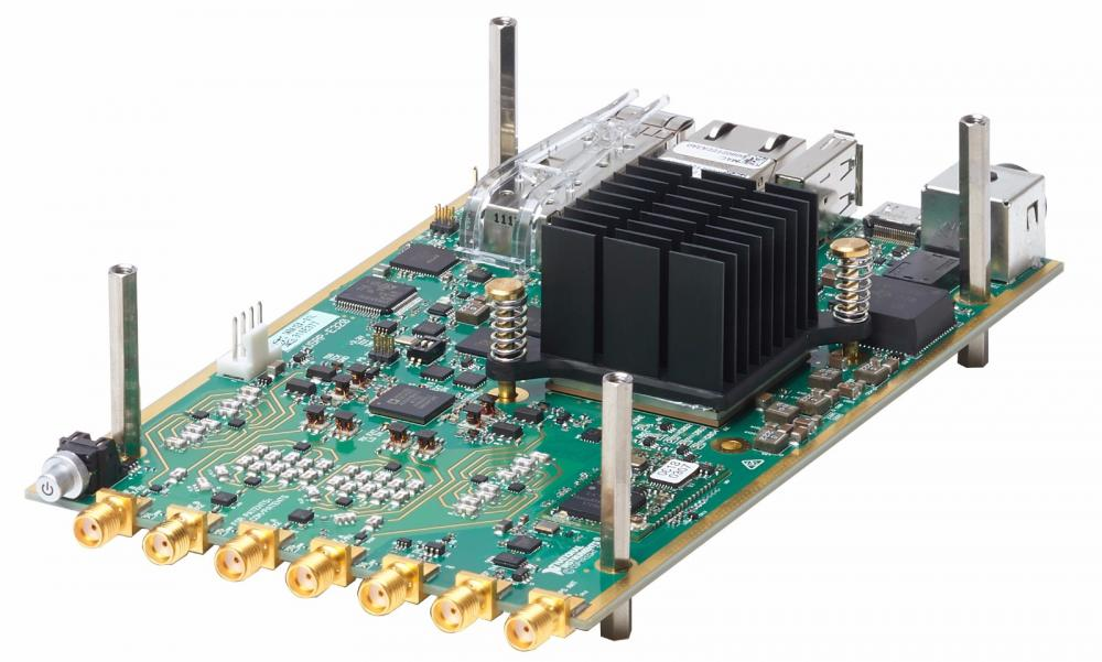 Ettus Research公司发布新产品USRP E320 (Board Only)
