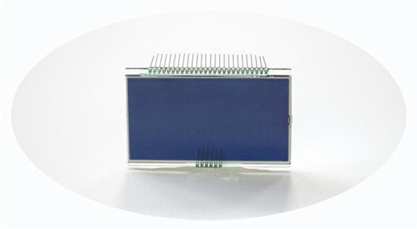 段码液晶屏金属引脚和PCB连接方式和技巧