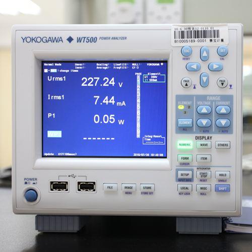 横河WT500功率计分析仪