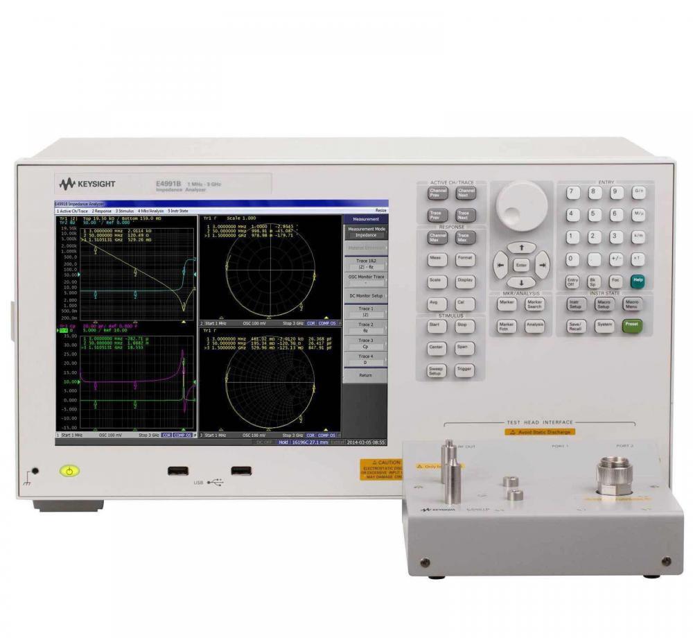 Aglient E4991B阻抗分析仪