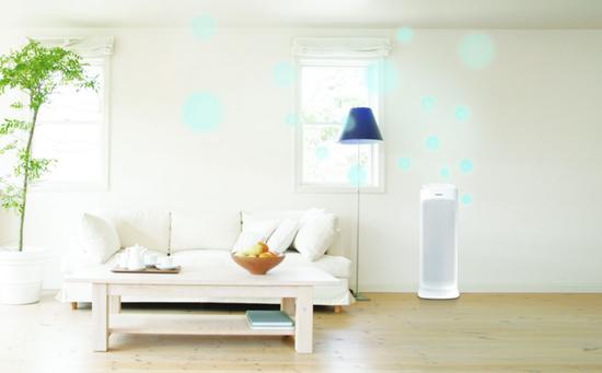 PM2.5传感器在室内空气净化设备中的使用