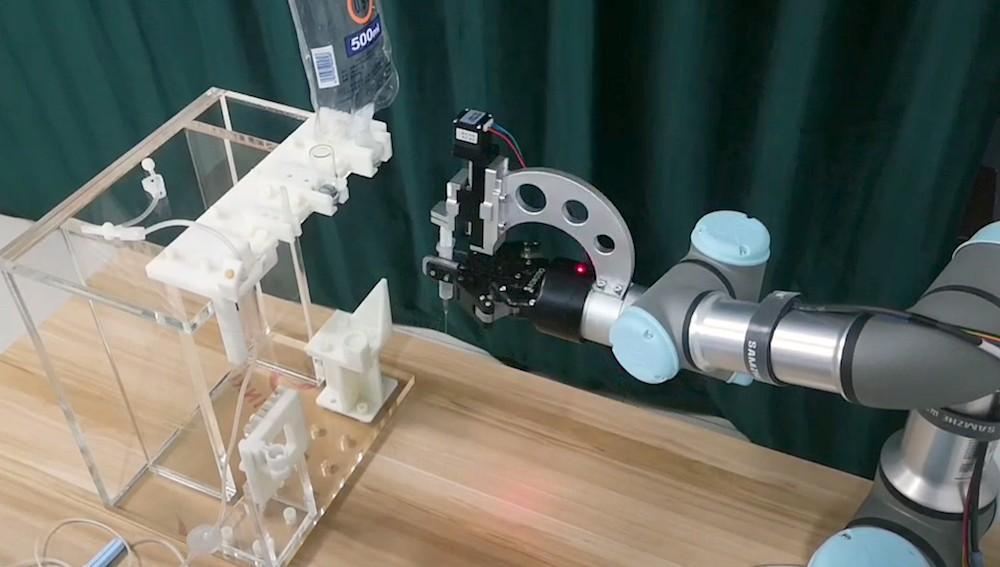 核医学机器人解决方案