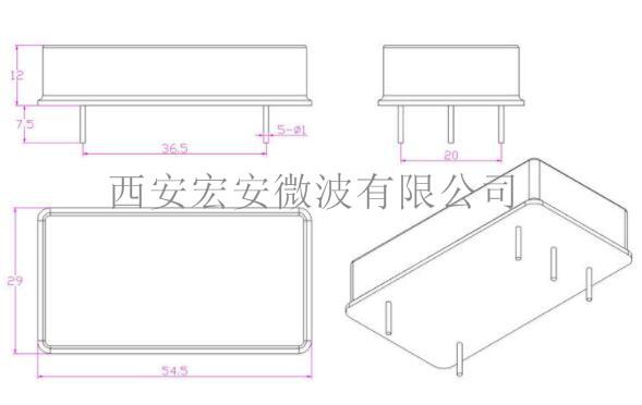 HFA-CE03电源滤波器-产品外形尺寸.jpg