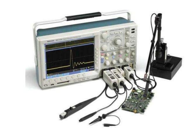只需要这三个步骤即可轻松完成示波器探头自校准的操作!