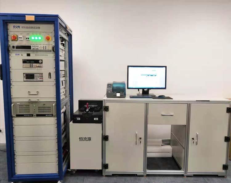 电池管理系统BMS入厂功能测试