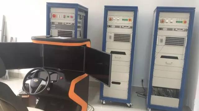 新能源汽车三电联调仿真测试-基于动力域的实验台