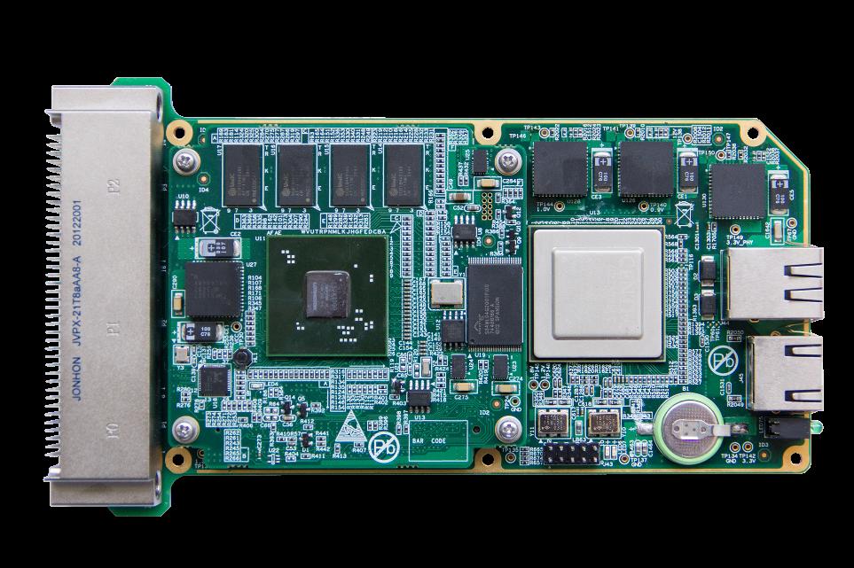 WAV16T VPX国产化千兆交换板