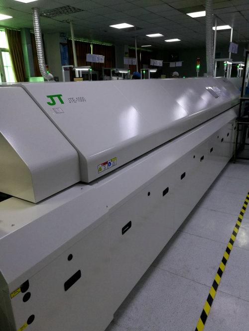 PCBA生产制程需要用到哪些设备及其功能用途