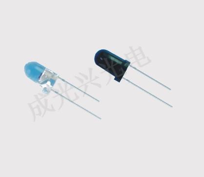 红外二极管厂家介绍红外发光二极管的主要参数