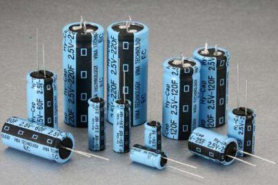 几种常用电容器的结构和特点介绍