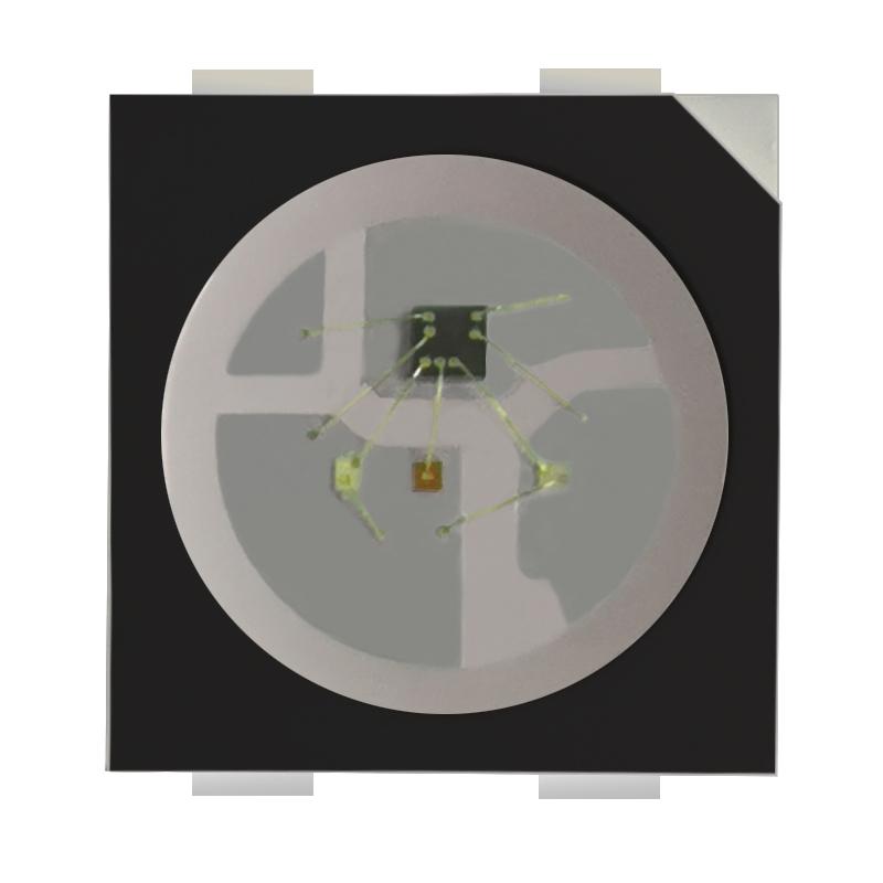如何运用内置驱动智能RGB灯珠创新产品