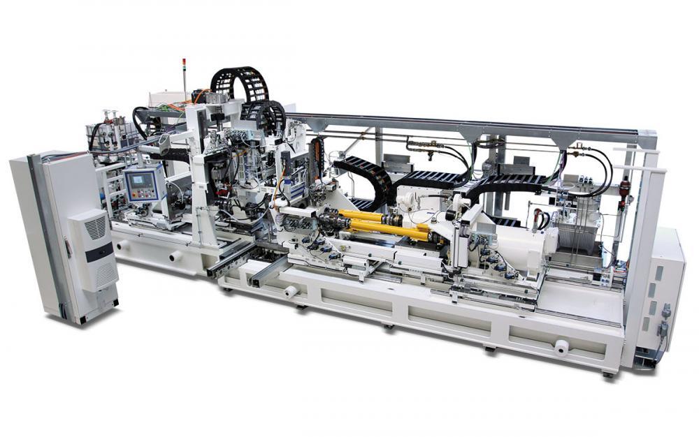 Kleinknecht 新能源汽车电机发动机测试系统