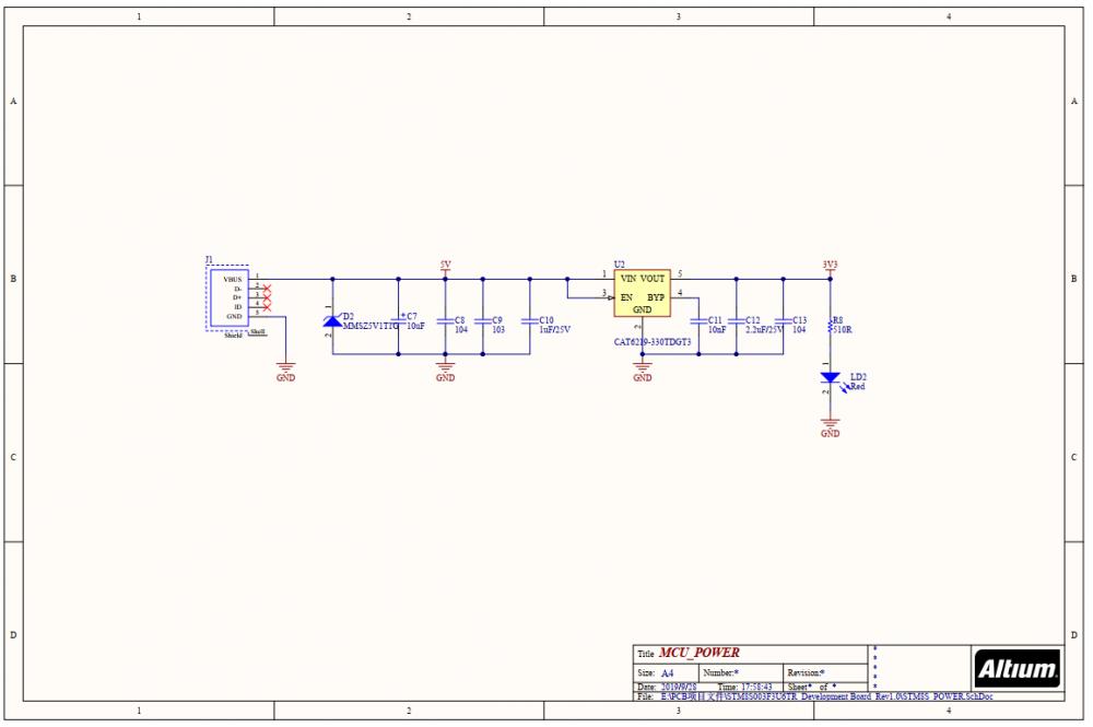 STM8S开发板原理图2.PNG