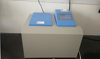 检测生物质颗粒燃料热值-化验树皮大卡设备