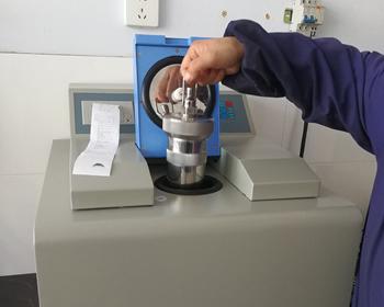 检测秸秆颗粒热值仪-化验生物质燃料热量机