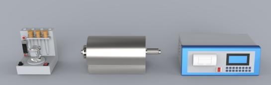 检测硫含量的仪器-触摸汉显测硫仪
