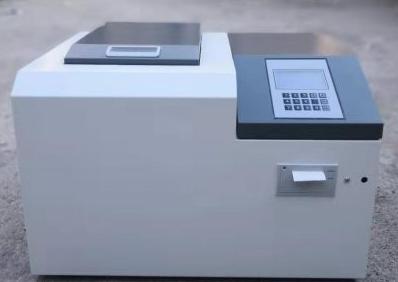 秸秆颗粒燃料发热量大卡检测设备出厂都有什么
