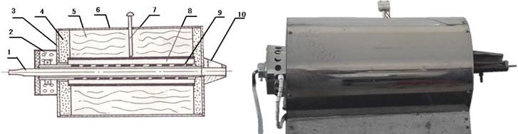 砖厂热卡仪-检测煤矸石砖胚热量仪
