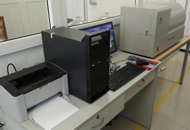 化验含硫量的仪器-全自动快速炭氢测定仪