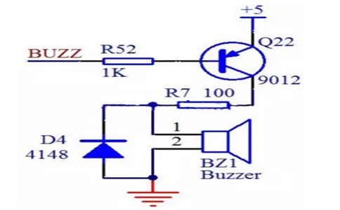 蜂鸣器程序语言与c语言编程蜂鸣器如何发声