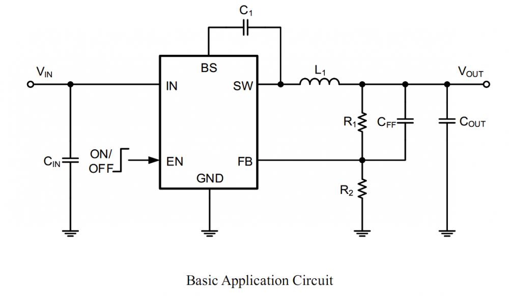 30V耐压1.2A ZCC9310输入输出电压最低差0.8V
