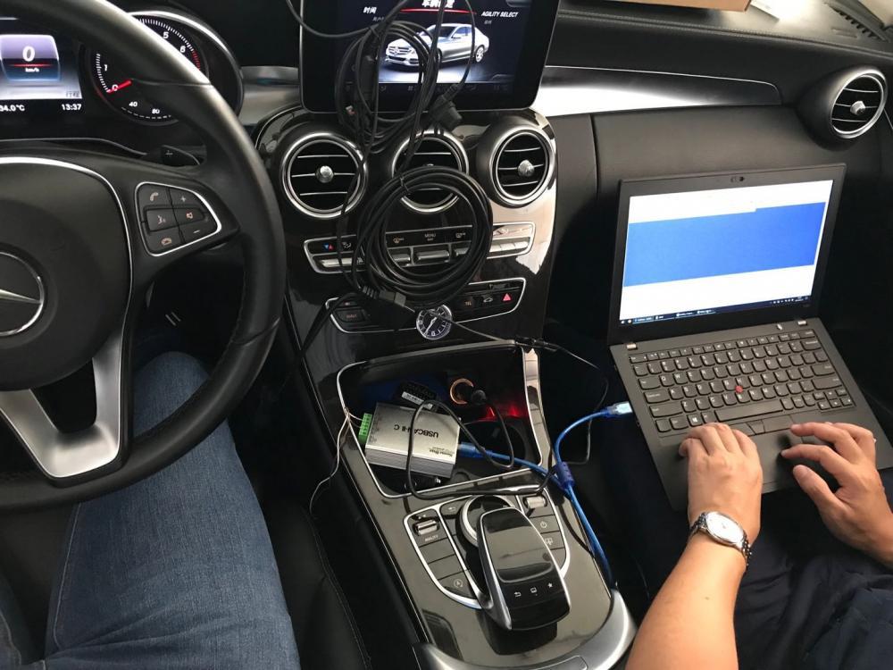 车载CAN总线网络数据访问及研究意义