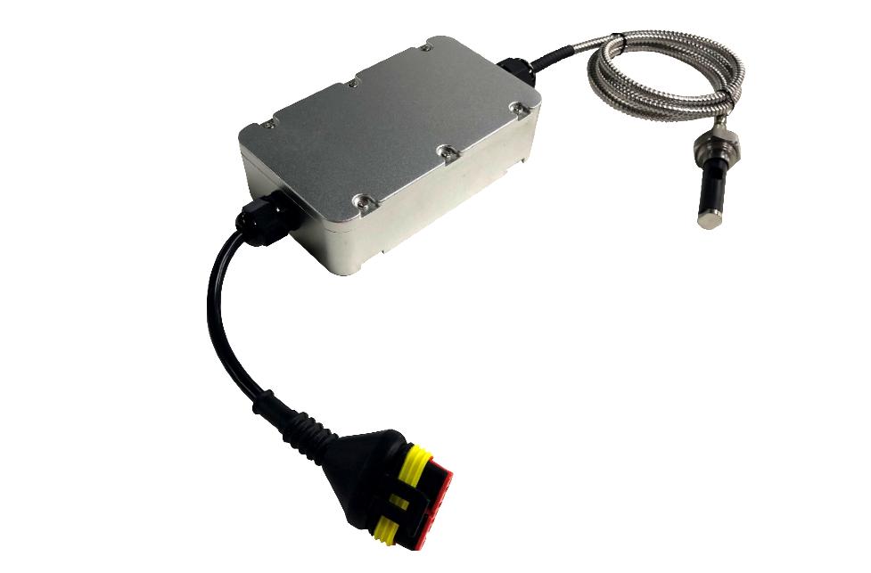 国六OBD在线排放检测重型柴油车颗粒物烟度传感器技术实现