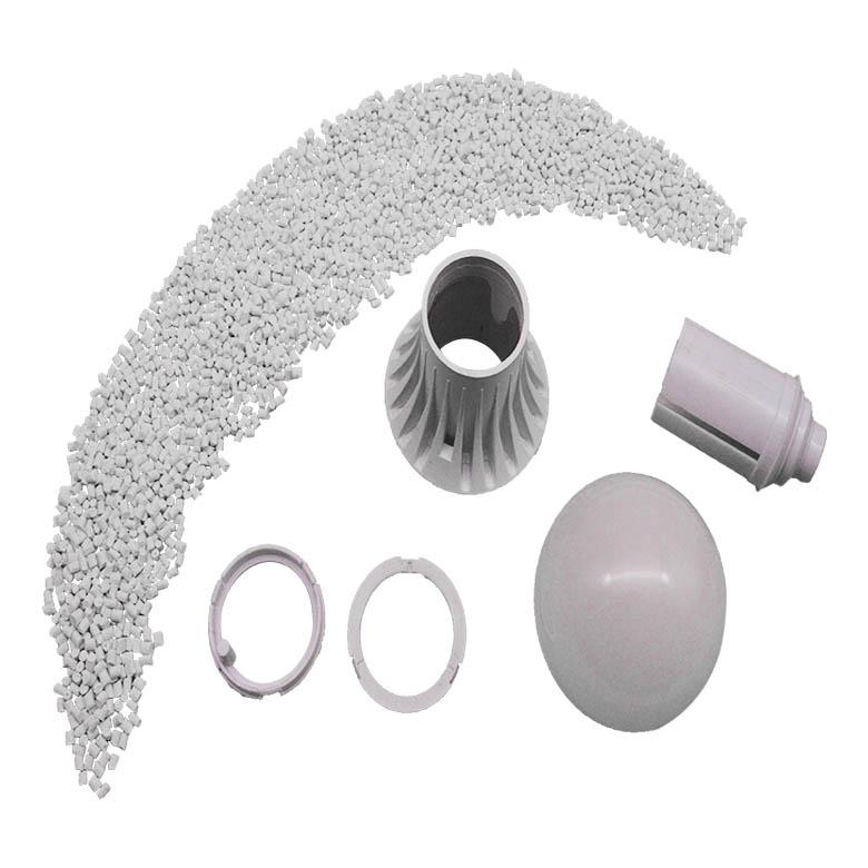 ziitek导热塑料塑包铝散热套件可靠!实用!散热效果好!