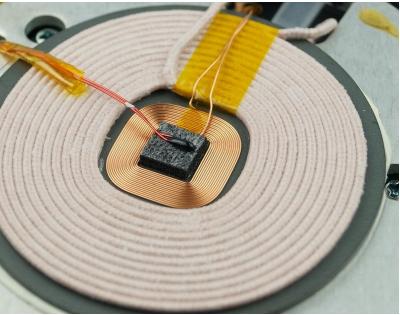 导热硅胶片在无线充电上的应用