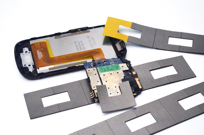 吸波材料领域中RFID(射频识别)的吸波原理