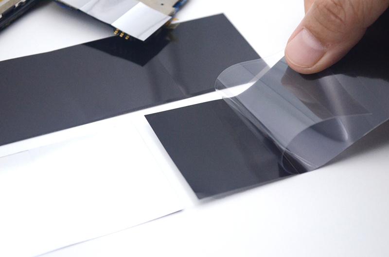 吸波材料能解决电子产品触摸屏电磁干扰的问题。
