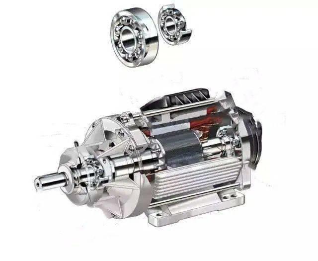 电机在运行下产生高热量,导热绝缘材料帮您来解决.