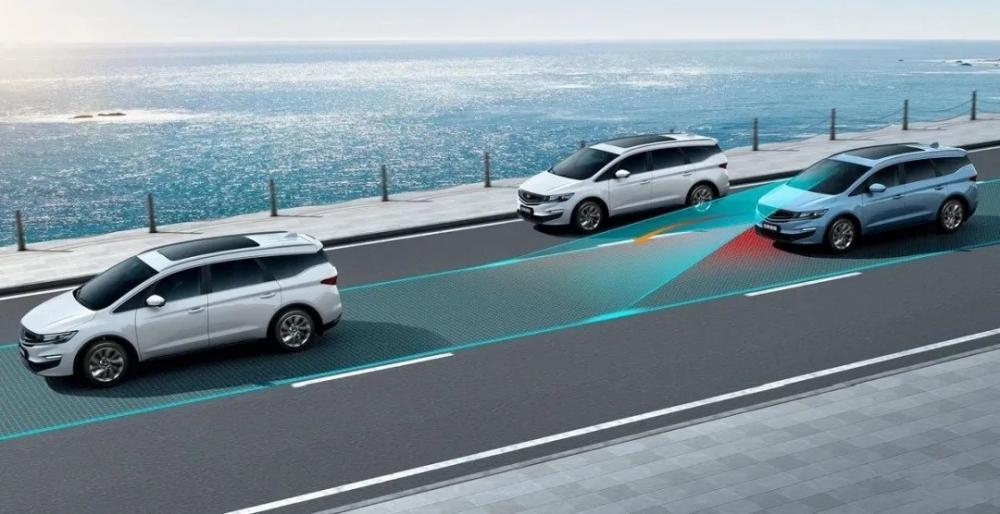 TIF导热胶为汽车ADAS控制器提供散热方案