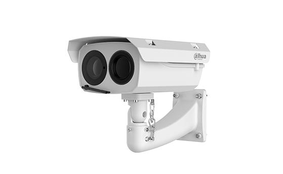 安防监控摄像头采用TIF低挥发导热硅胶片来解决散热方案