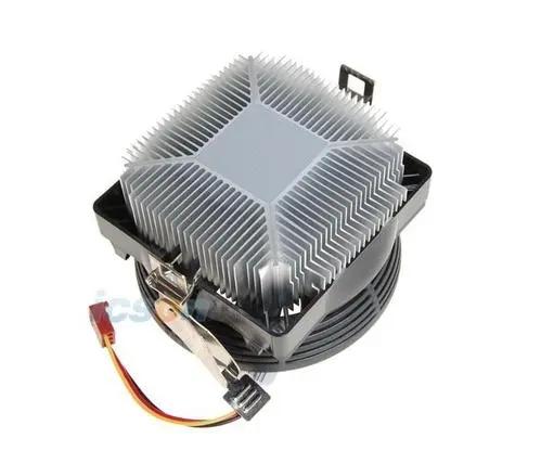 电脑CPU上涂抹的导热硅脂对散热影响大吗?