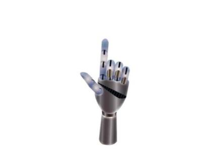 机器人手指关节用什么微型电机?