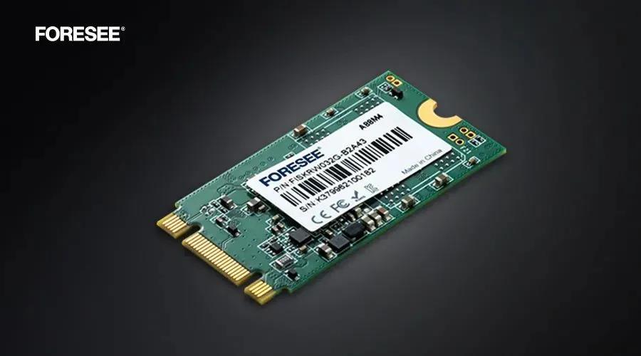 FORESEE工规级SSD应用宽温技术,加速智能工业场景落地
