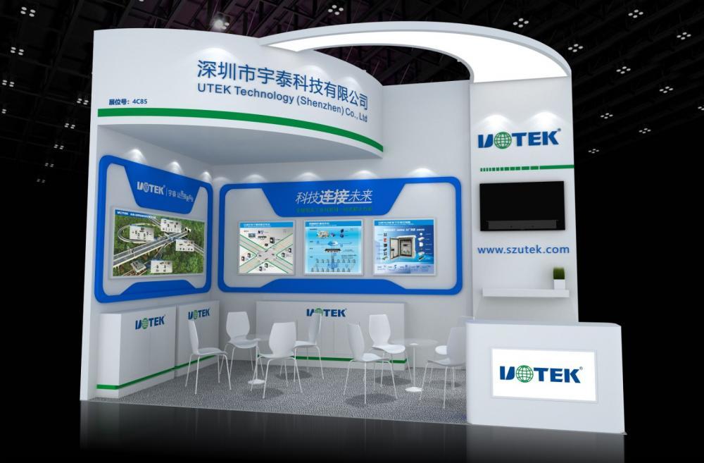 深圳&上海双展齐发,宇泰科技携重磅产品亮相!