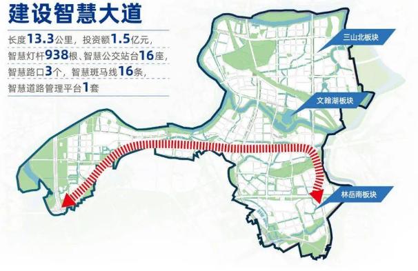 佛山市三龙湾智慧城市交通项目成功案例