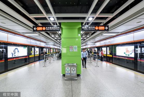 成功案例   广州市地铁站内求助及一键报警项目