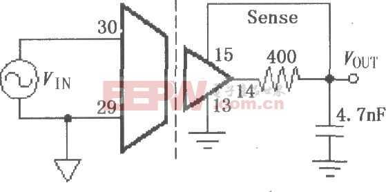 ISO107的减小纹波电路图