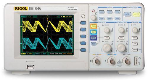 RIGOL DS1102U数字示波器